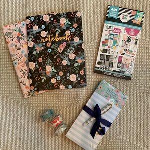 🌸 Notebooks/Organizing Stickers 🌸 Gift Set